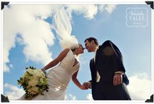 Bride and Groom Inspiration / by Holly Thompson