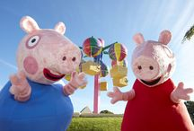 Events & Shows at Paultons 2016 / Events and Shows at Paultons Park, Home of Peppa Pig World.