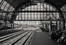 Rail stations