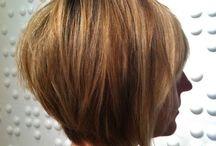 Nyt hår / Forskellige frisurer