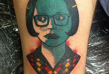 If I had a tattoo / tattoo inspiration