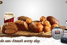 Platini Bread Maker