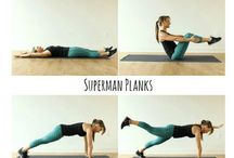 Workouts / Workouts you can do at home or at the gym.