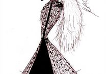 Fashion Illustrations / by Craft Creations