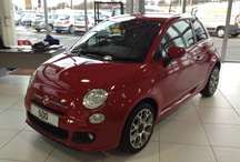 Fiat 500 Special Editions