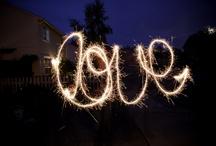 Sparkler Art / A collection of sparkler photgraphs, also known as sparkler art - http://epicfireworks.com/sparklers / by Epic Fireworks