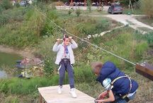 Iasi-ROMANIA Tiroliene / ZIP LINE IASI-Romania