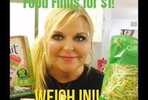 WEIGHT WATCHERS  FOOD FINDS WITH POINTS!