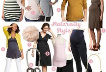 maternity style / Check these images out for ideas on how to style your maternity photo session.