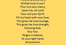 Gebed vir vrees