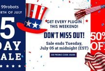 99Robots 4th of July Holiday Sale
