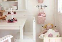 Kinderzimmer Ideen / Alles was ein Mädchen brauchen könnte