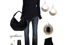 Clothes and Jewelry I love! / by Denise Meers