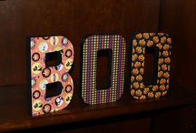 Crafts - Halloween / by Janell