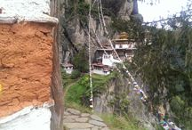 Bhutan - the land of the thunder dragon / Interesting places, people and food... images in Bhutan
