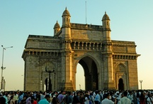 India Travel / My India travels pins