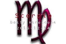 Scorpio Daily Horoscopes