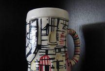 Piezas Cerámicas/Ceramics Pieces Sophia Lenzi /   |Piezas artísticas y/o utilitarias de cerámica|Tandil, BsAs, Argentina| sofiavlenzi@hotmail.com :) https://www.facebook.com/sofiavlenzi