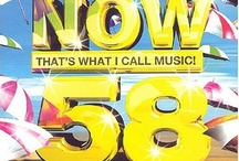NOW 58 / NOW That's What I Call Music 58 Artists - links to all their official websites to check out what they've been up to recently.
