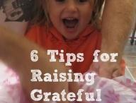 How to raise Grateful Children