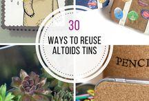 Altoid tin crafts
