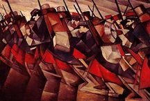 Nevinson War art