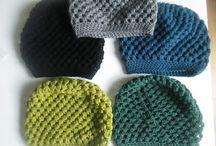 Håndverk / Hekling og strikking:-)