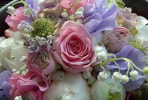 Bruidswerk / Wedding flowers