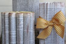 Crafts To Make From Old Books