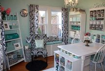 Craft Rooms / by Christine DePol
