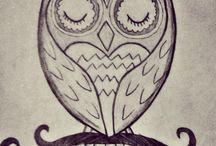 Baglyok! owls
