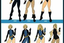 female heroes costume alternates