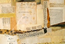 Mixed Media on Paper -Caterina Giglio