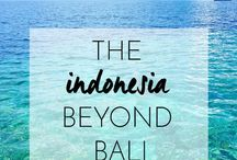 Indonesia / Tips, guides, & inspiration to travel to Indonesia