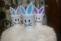 Manualidades Pascua