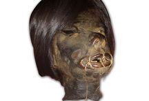 Authentic Shrunken Head Photos: Real Shrunken Heads