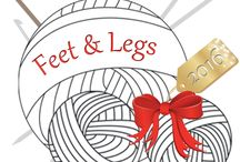 Feet & Legs: 2016 Ravelry Gift-A-Long / 2016 Ravelry Gift-A-Long: FEET & LEGS. Your favorite Indie Designers bring you the fourth annual Indie Design Gift-A-Long. Join one of our KAL/CALs Nov 22-Dec 31 for crafty fun and a chance to win prizes. On your mark…get set…GIFT!!