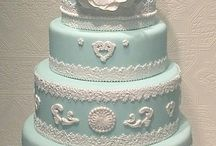 WEDDING CAKES WEDGEWOOD