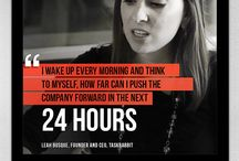 Inspiration for women entrepreneurs