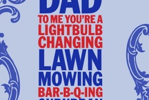 CELEBRATE :: Fathers Day
