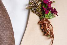 Wedding: Boutonnieres