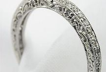 Bridal jewellery / Some of the most beautiful wedding rings that you will want on your finger !