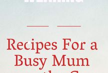 Baby Weaning Recipes For a Busy Mummy on the Go / Baby weaning but not sure where to start? Lots of recipes on this board for a Busy mummy on the go