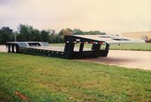 Trailers low beds