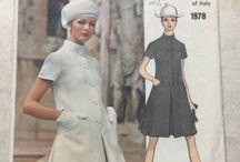Moda donna vintage anni 60