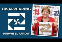 pinwheel arrow