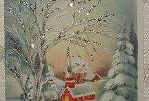 Vintage Christmas / Christmas's past