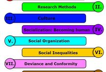 Sociology / by Sally Reagan