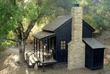 Tiny Houses / Architectures things, cabin houses, etc..