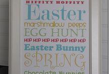 Easter Stuff / Hippity hoppity / by Maren Jones
